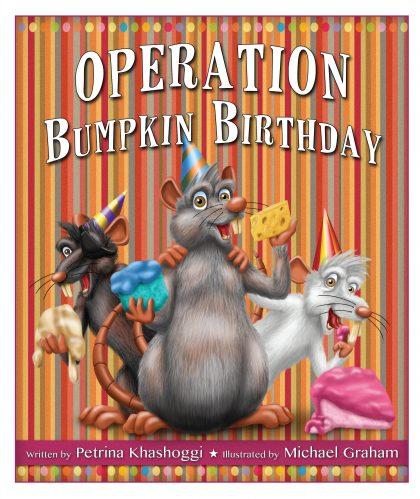 Operation Bumpkin Birthday, book cover