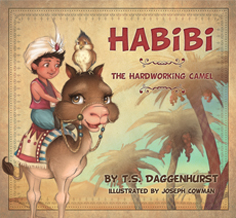 Habibi: The Hardworking Camel, book cover